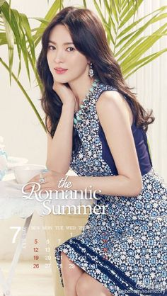 Staramazingnews: Song Hye-kyo Background