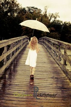 Kid photography - gotta go to the bridge at grams house over the marshes