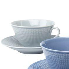 Swedish Grace Mug, Ice, Rörstrand #rörstrand #swedishgrace #royaldesign #design