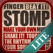 Finger Stomp is an innovative instrument app that pays respect to old-school hip-hop, rap and street musicians by putting users in an urban recording studio.   Finger Stomp has included an exciting Practice mode. Users will be able to select up to 5 different tracks (50 tracks for full version) with varying levels of difficulty. In addition, tracks are divided into sections and Users can adjust the tempo to learn authentic street music and Urban old-school beats at their own pace and leisure.