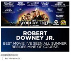 Robert Downey Jr Everybdy--I love that man Marvel Dc, Marvel Actors, Marvel Gems, Marvel Jokes, Marvel Funny, Avengers Memes, Avengers Superheroes, Johnlock, Destiel
