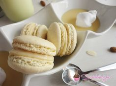 Madártej macaron Meringue, Chocolate Cheesecake, Yams, Macarons, Biscuits, Recipies, Muffin, Food And Drink, Pudding