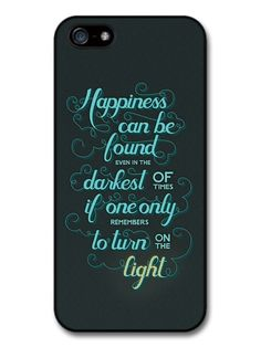Harry Potter Quote Quotes Phone Case Cover For iPhone 5 5s #iphone5case #harrypotterquotes #deathlyhallows