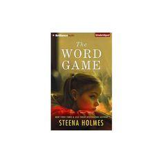 Word Game (Unabridged) (CD/Spoken Word) (Steena Holmes)