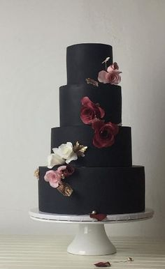 Featured Cake: crummb cakes from www.crummb.com; Wedding cake idea.