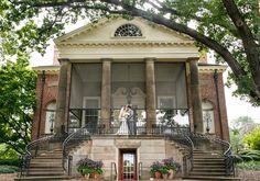 Kelly & John- Cantigny Park Wedding