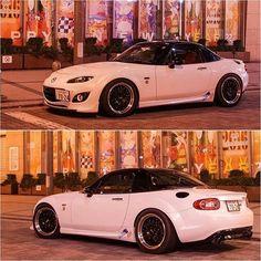 @yu_mfmf #TopMiata #Japan  #JDM  TopMiata.com | #mazda #miata #mx5 #eunos #roadster #mazdamiata #mazdamx5 #mazdaroadster #ncmiata #ncmx5