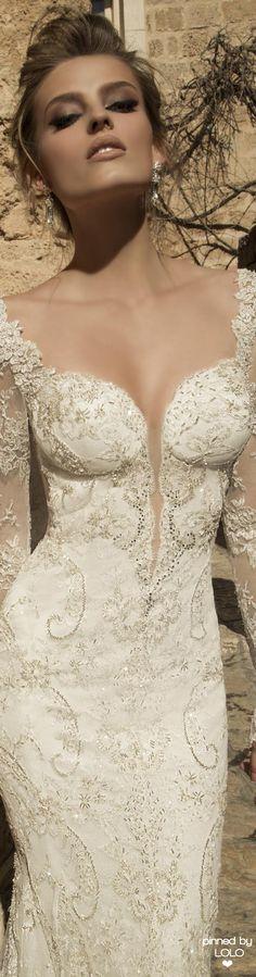 Galia Lahav Haute Couture La Dolce Vita Collection | LOLO❤