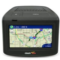 DASH EXPRESS NAVIGATOR. Driving to a new destination can be a pain in the neck due to the fear of potentially getting lost. With this new, internet connected GPS system, you can kiss that fear goodbye. This GPS system delivers traffic and destination information in thrilling new ways, and offers a wide range of new capabilities available from the car that will embarrass anyone who uses the average GPS.