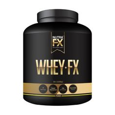 Nutrafx Ultra-filtered Whey Protein Concentrate 71 Serving 130 Calories 23g protein Loaded with 4924mg Bcaa 5 lbs. {Chocolate (Brown)} Supports Lean Muscle Mass increase strength and recovery