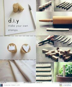 DIY Stamps & Patterns