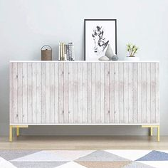 9.99 1DAY Wood Contact Paper Self-Adhesive Removable Wood Peel and Stick Wallpaper Decorative Wall Covering Vintage Wood Panel Faux Distressed Wood Plank Wooden Grain Film Vinyl Decal Roll 17.8in x 6.6ft-H1496by Heroad4.1 out of 5 stars 69 customer reviews | 4 answered questionsPrice:$9.99 | FREE One-Day