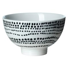 Filippa K Bowl. DIY with porcelain paint.