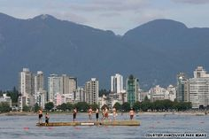 City beaches: 9 of the best urban shores around the world Vancouver, O Canada, Bondi Beach, Beautiful Places To Travel, City Beach, Sunshine Coast, Best Cities, New York Skyline, Around The Worlds
