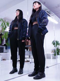 VEJAS - AW 15 Styles.  http://blog.raddlounge.com/?p=43022 #vejas #vejaskruszewski #henrikvibskov #aw15 #coordinate #shibuya #tokyo #japan #raddlounge