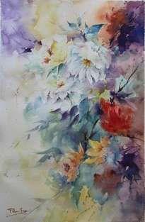 bouquet multifloral