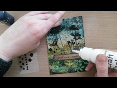 Made by Sannie: In My Garden card with video tutorial