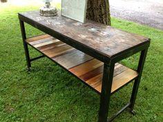 Refurbished Wood Table by Fransar...sold 2012  blogger-image--734024599.jpg 640×480 pixels