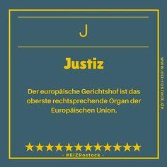 Bevor es im Europa ABC weitergeht hier nochmal unser Buchstabe J wie Justiz http://ift.tt/2IF1jzU #EIZRostock #justiz #abc #europe