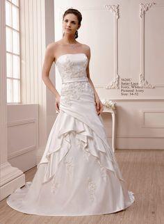 Brautkleider von Amelie finden Sie im Haus der Braut in Mönchengladbach. Wir sind seit vielen Jahren Fachhändler für diese hochwertige Marke für Brautkleider und Abendkleider