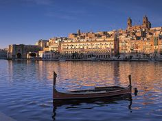 Senglea waterfront, Malta
