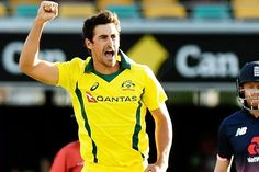 Mitchell Starc Ruled Out of India Series Australian Fast bowler Mitchell Starc will miss upcoming limited overs series against India. Adam Zampa, Mitchell Starc, Glenn Maxwell, World Cricket, Latest Sports News, Aussies, Bowling, Celebrations, Australia
