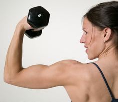 Strength Training Workouts - workouts for each muscle group!