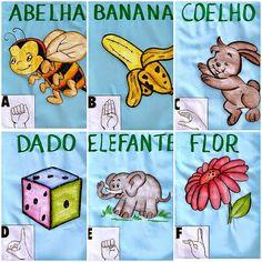 Alfabeto em Libras