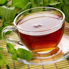 Spearmint tea lowers testosterone levels in women with PCOS. Find out more at… Spearmint Tea, Jai Faim, Pcos Infertility, Mal Humor, Polycystic Ovarian Syndrome, Pcos Diet, Peppermint Tea, Testosterone Levels, Get Healthy