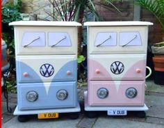 Kombi drawers to go with car bedroom