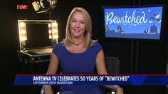 bewitched images   Bewitched' Celebrates 50 Years With A Marathon Erin Murphy. Tabitha