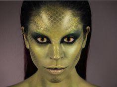Makeup - Snake