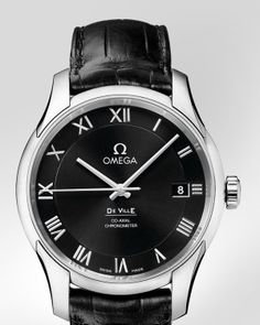 #engagementparty Omega De Ville Co-Axial Chronometer. @Omega Watches