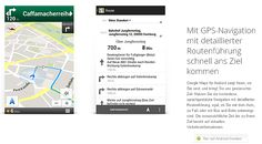 funktioniert google maps uber gps