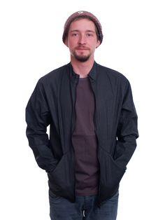 Leichte Jacke von Stoffbruch bei Kult-Design-Unikate
