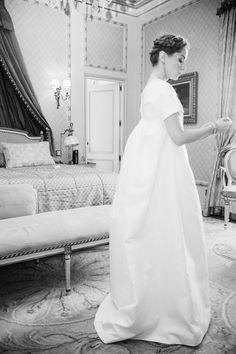 Vestido de novia de nacho Aguayo