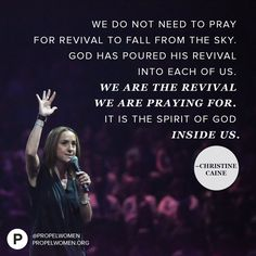 WEBSTA @ christinecaine - Whoever believes in me, as the Scripture has said, 'Out of his heart will flow rivers of living water. Christine Caine, Christian Life, Christian Quotes, Bible Quotes, Bible Verses, Jesus Is Lord, Jesus Christ, Spiritual Quotes, Spiritual Life