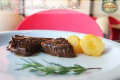 Escalope ao Molho Roti www.familiatagliari.com.br www.facebook.com/familiatagliari
