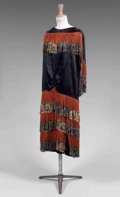 Paul Poiret, haute couture, 77.434 No, 1920/1923