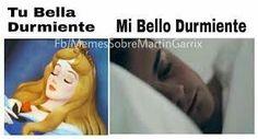 Mi bello durmiente ❤