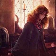 Hermione Granger by Axsens Harry Potter Tumblr, Harry Potter Hermione, Draco, Hermione Granger Art, Severus Hermione, Harry Potter Girl, Harry Potter Universal, Harry Potter Characters, Book Characters