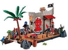 Playmobil - 6146 - Superset Forteresse Pirates: Amazon.fr: Jeux et Jouets