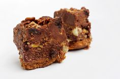 Dorie Greenspan's No-Bake Double-Decker Cookie Cubes
