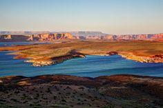 HDR-Lake Powell, Arizona