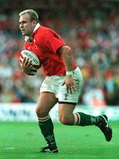 Wales - Scott Quinnell
