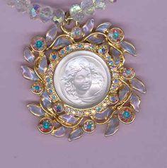 Kirks Folly Dream Angel Necklace