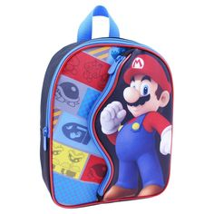 0a461982fa19 Kids  Super Mario 12 Mini Backpack