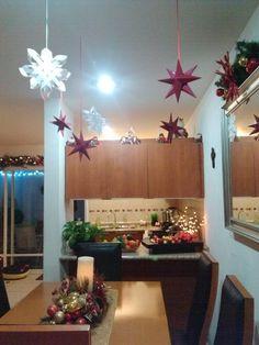 #Christmas #decoration #Navidad #Decoración #Copos #Estrellas #Snowman #MonosDeNieve