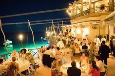Try cliff restaurant! if you can afford it Barbados Food & Wine & Rum Festival #Caribbeandreamsmagazine #cliff Barbados #dining