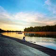 Sunset, Putney, London ©MavisWang